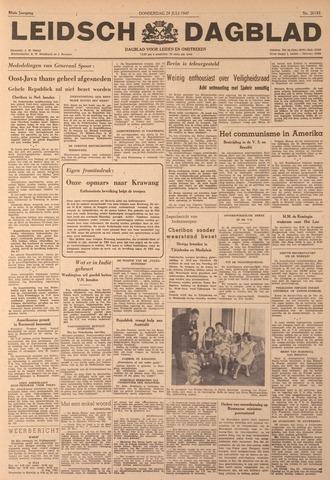 Leidsch Dagblad 1947-07-24