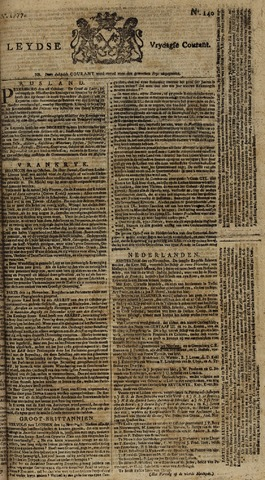 Leydse Courant 1777-11-21