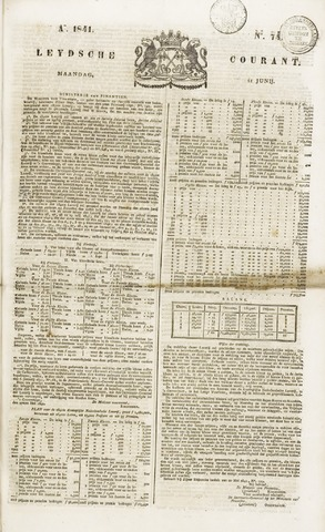 Leydse Courant 1841-06-21