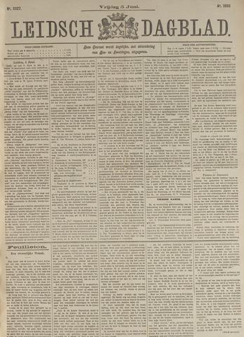 Leidsch Dagblad 1896-06-05