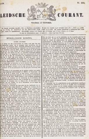 Leydse Courant 1879-10-17