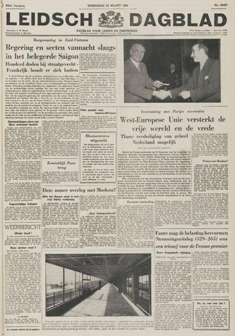 Leidsch Dagblad 1955-03-30