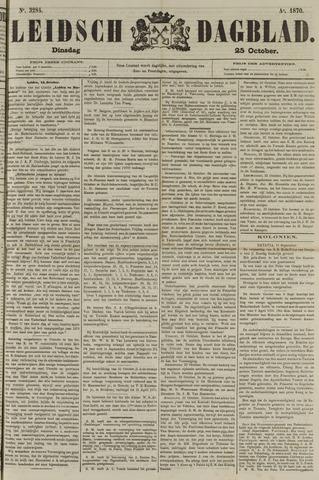 Leidsch Dagblad 1870-10-25