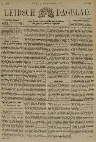 Leidsch Dagblad 1890-12-19