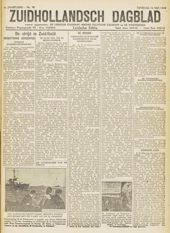 Zuidhollandsch Dagblad 1944-05-16