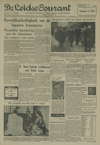 Leidse Courant 1959-04-10