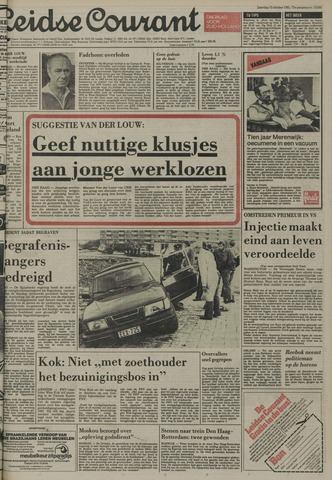Leidse Courant 1981-10-10
