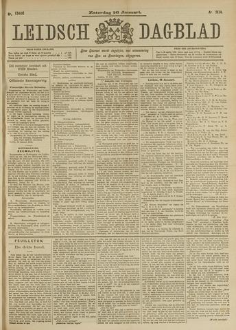Leidsch Dagblad 1904-01-16