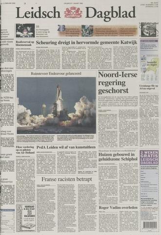 Leidsch Dagblad 2000-02-12