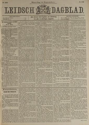 Leidsch Dagblad 1896-09-14