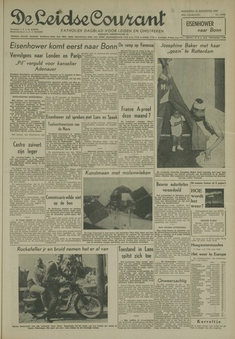 Leidse Courant 1959-08-10