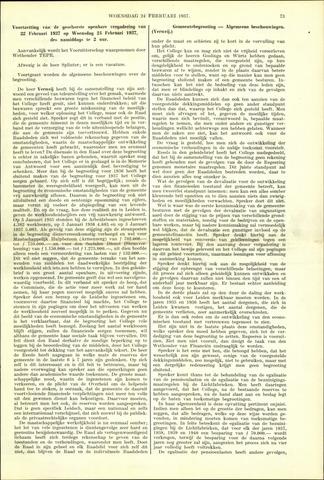 Handelingen van de Raad 1937-02-24