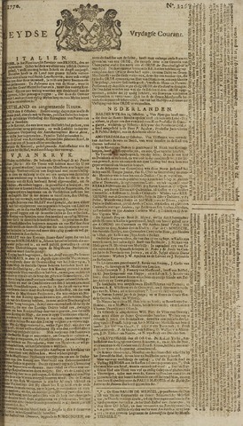 Leydse Courant 1770-10-19