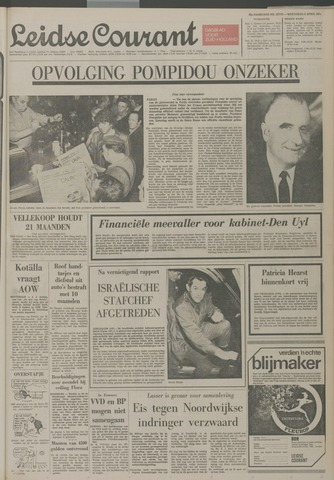 Leidse Courant 1974-04-03