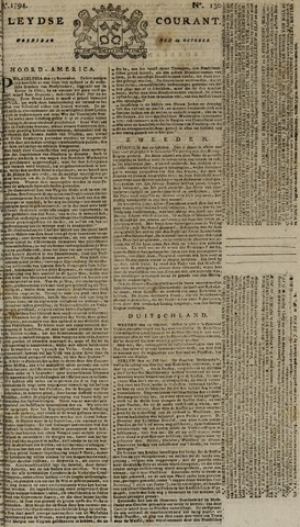 Leydse Courant 1794-10-29