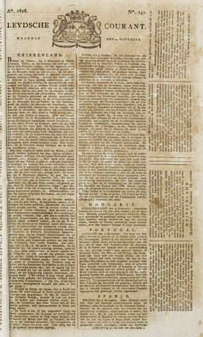 Leydse Courant 1828-11-24