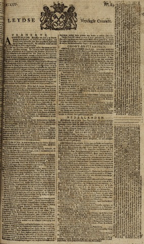 Leydse Courant 1777-07-25