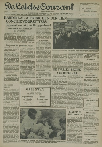 Leidse Courant 1962-09-06