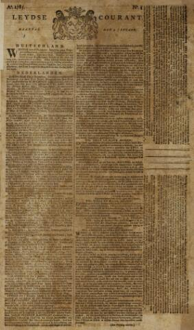 Leydse Courant 1785