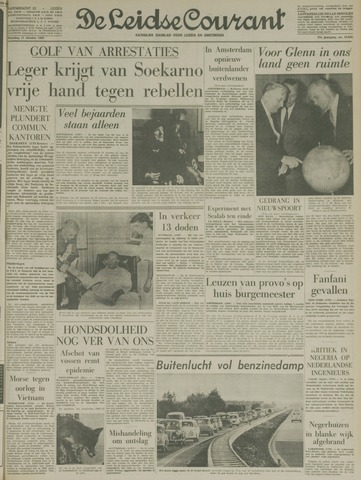 Leidse Courant 1965-10-11