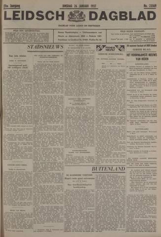 Leidsch Dagblad 1937-01-26