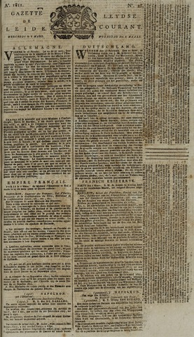 Leydse Courant 1811-03-06