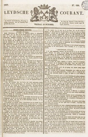 Leydse Courant 1860-10-19