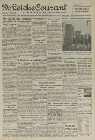 Leidse Courant 1954-06-08