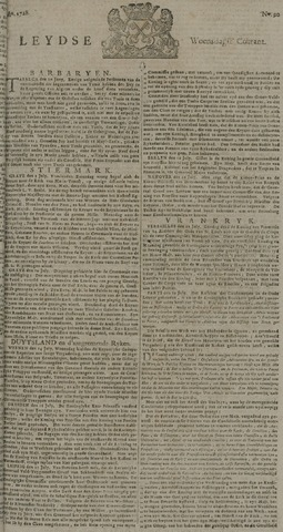Leydse Courant 1728-07-28