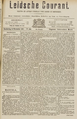 Leydse Courant 1887-11-10