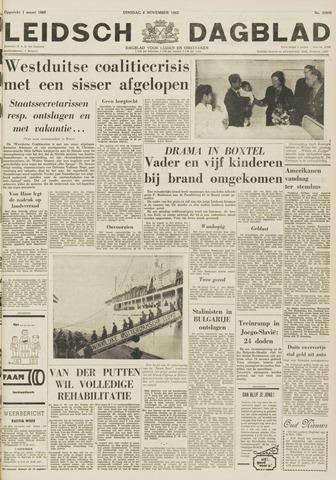 Leidsch Dagblad 1962-11-06