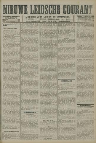 Nieuwe Leidsche Courant 1923-12-04