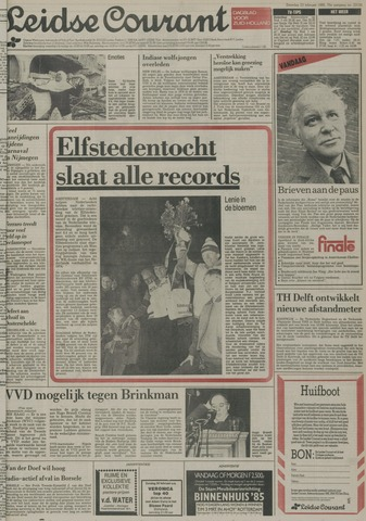 Leidse Courant 1985-02-23