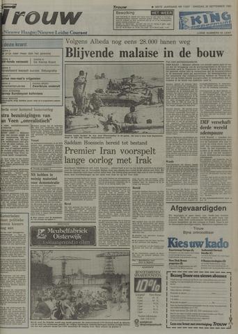 Nieuwe Leidsche Courant 1980-09-30