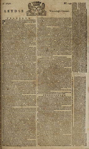 Leydse Courant 1752-12-13