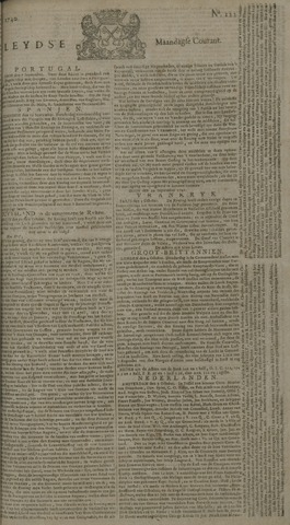 Leydse Courant 1740-10-10
