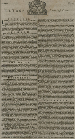 Leydse Courant 1729-12-07