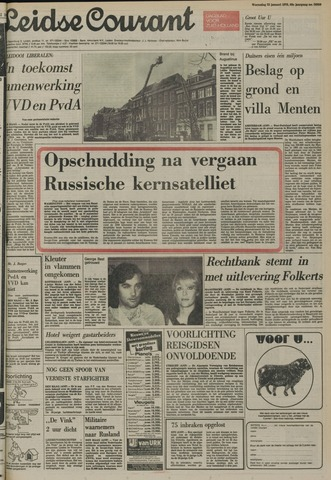 Leidse Courant 1978-01-25