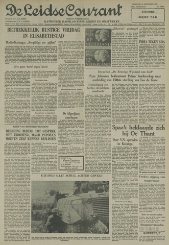 Leidse Courant 1961-12-09