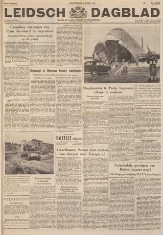 Leidsch Dagblad 1951-04-05