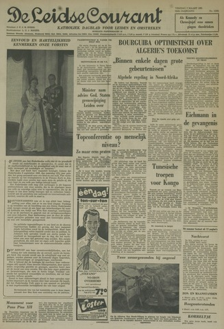 Leidse Courant 1961-03-03
