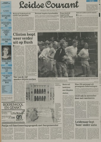 Leidse Courant 1992-11-02