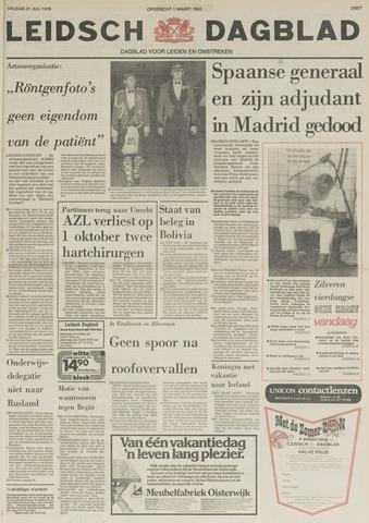 Leidsch Dagblad 1978-07-21