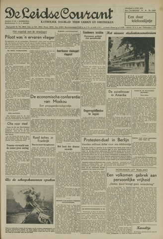 Leidse Courant 1952-06-06