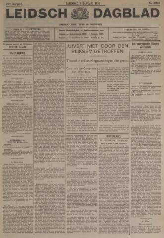Leidsch Dagblad 1935-01-05