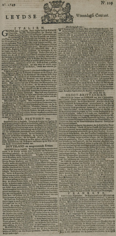 Leydse Courant 1749-09-10