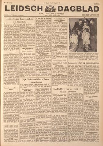 Leidsch Dagblad 1947-01-21
