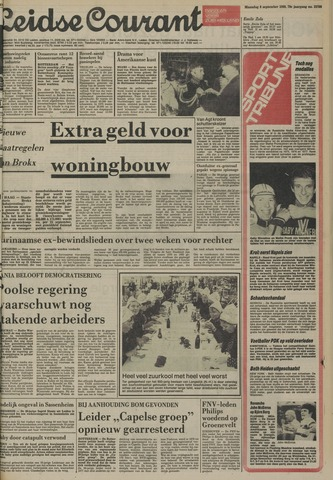 Leidse Courant 1980-09-08
