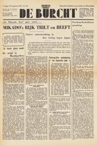 De Burcht 1945-08-10