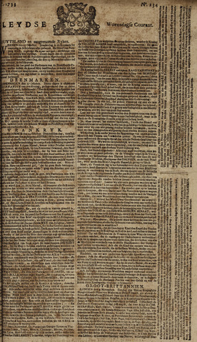 Leydse Courant 1753-11-07